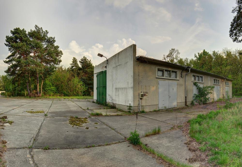 Entsiegelungspotenzial: Stellflächen Und Garagen