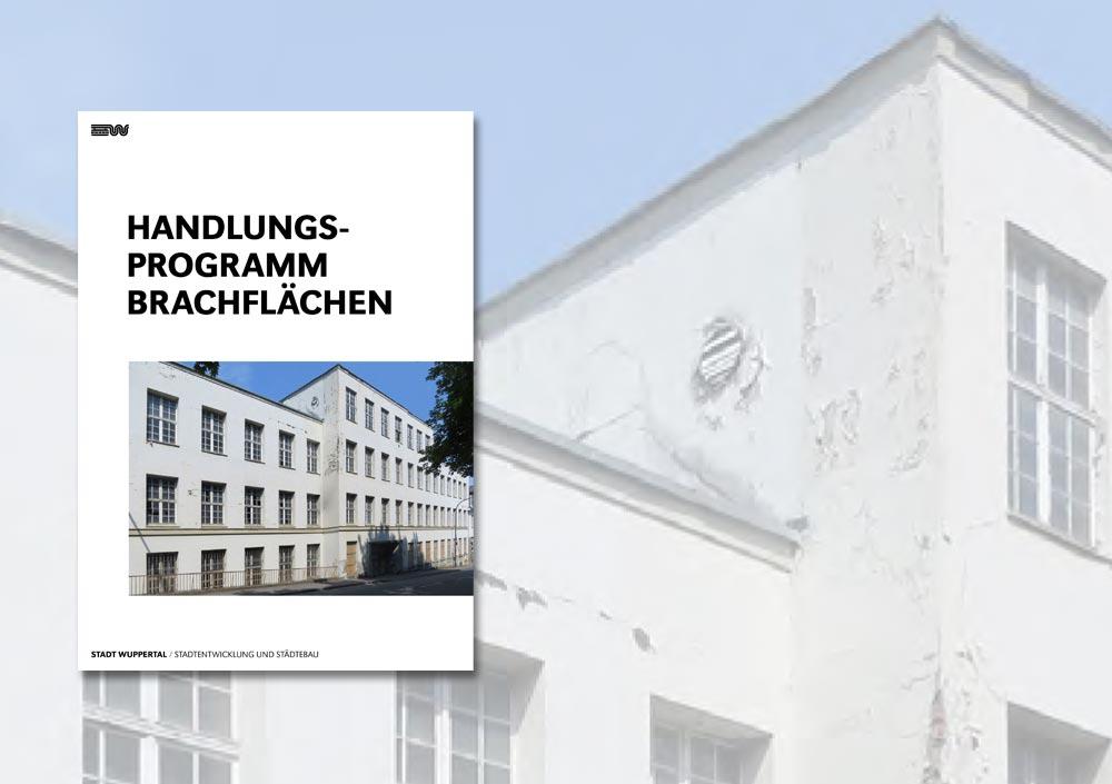 Handlungsprogramm Brachflächen der Stadt Wuppertal Copyright: Stadt Wuppertal