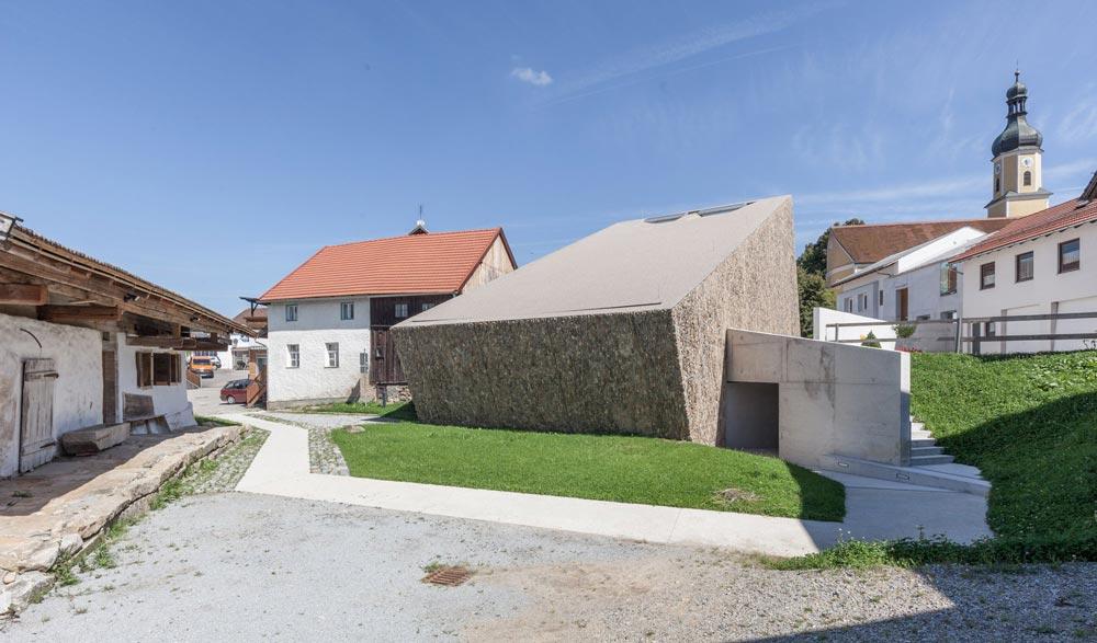 Ortskern Blaibach