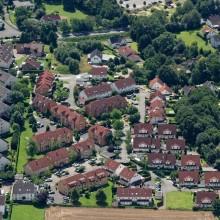 Siedlung (Luftbild)