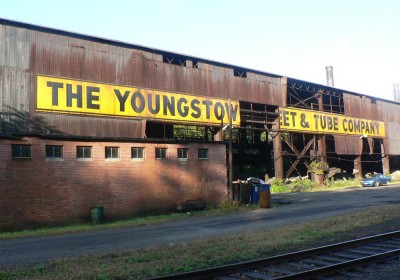 Brownfield in Youngstown